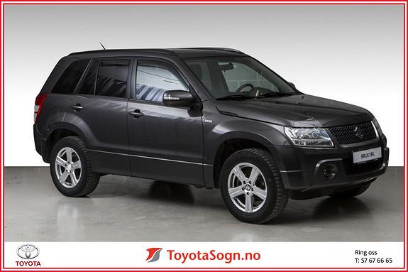 Suzuki Grand Vitara 1,9 DDiS Executive  2011, 146790 km, kr 169000,-
