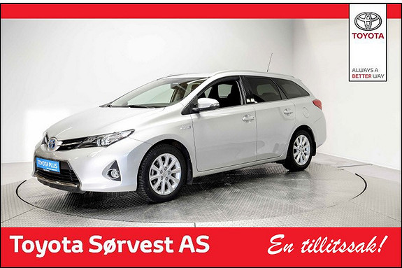 Toyota Auris Touring Sports 1,8 Hybrid Active+  2015, 47 475 km, kr 238 000,-