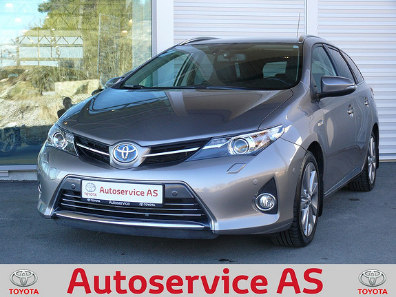Toyota Auris Touring Sports 1,8 Hybrid Executive  2014, 31000 km, kr 229000,-