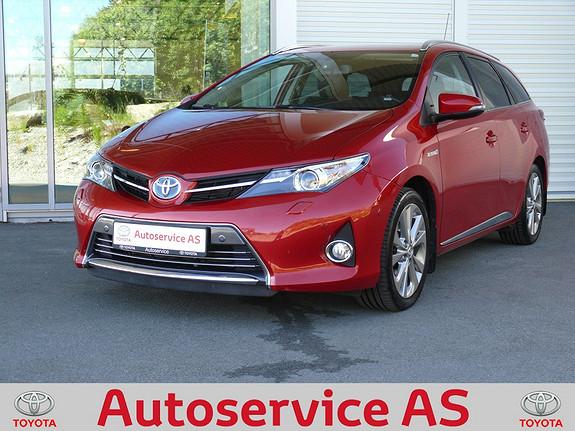 Toyota Auris Touring Sports 1,8 Hybrid Executive  2014, 61000 km, kr 229000,-