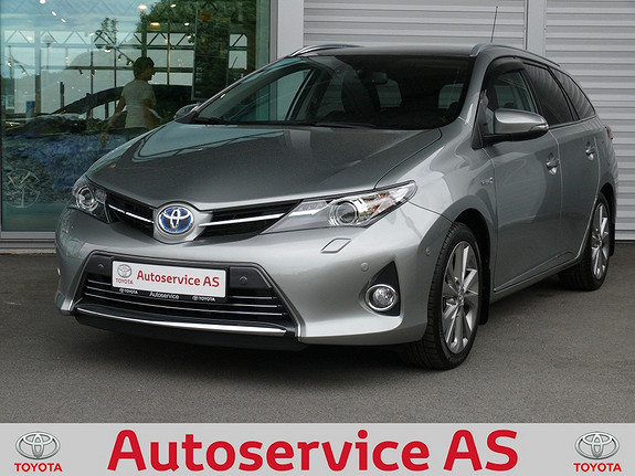 Toyota Auris Touring Sports 1,8 Hybrid Executive  2014, 28000 km, kr 229000,-