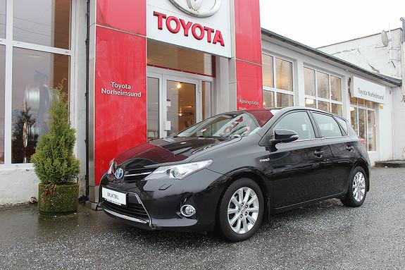 Toyota Auris 1.8 Hybrid Active, NAVI,  NORSK BIl, 1 EIGAR  2013, 40500 km, kr 189900,-