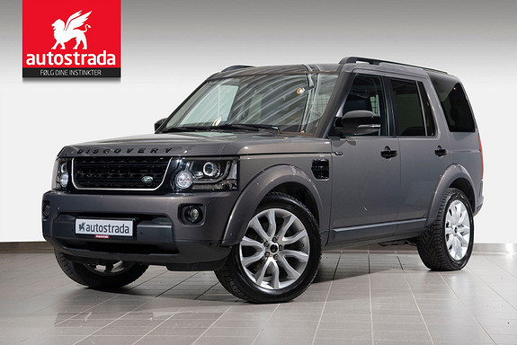 Land Rover Discovery SDV6 HSE Premium Black Pack Vare