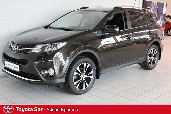 Toyota RAV4 2,0 D-4D 4WD Active  2014, 63000 km, kr 299000,-