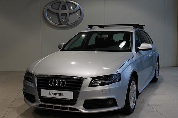 Audi A4 2.0 Diesel 120Hk Avant m/Xenon  2011, 123017 km, kr 144000,-