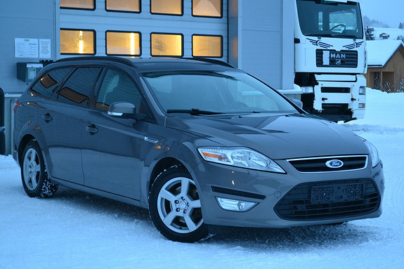 Ford Mondeo 1,6 TDCi 115hk Trend NY regreim, hengerfeste, EU-ok 04/  2013, 172597 km, kr 129000,-