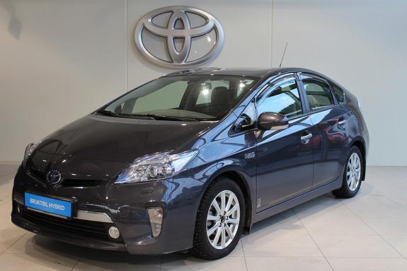 Toyota Prius 1.8 Plug-In Premium  2014, 135680 km, kr 189000,-
