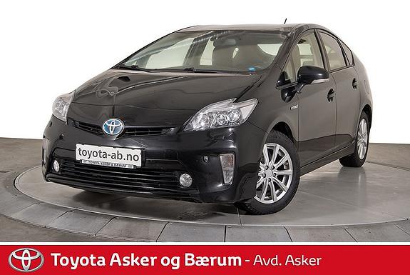 Toyota Prius 1,8 VVT-i Hybrid Executive  2014, 82200 km, kr 195000,-