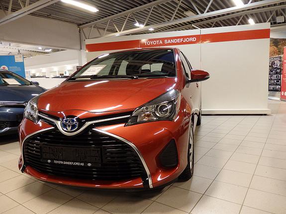 Toyota Yaris 1.5VVT-i ACTIVE  2015, 12000 km, kr 189000,-