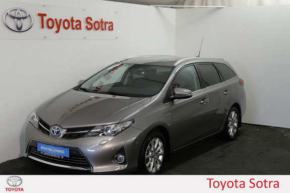 Toyota Auris Touring Sports 1,8 Hybrid Executive  2014, 36500 km, kr 239000,-