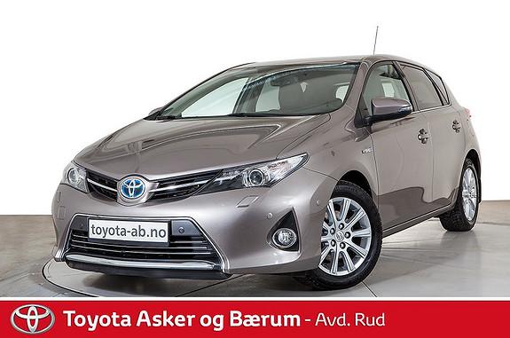Toyota Auris 1,8 Hybrid E-CVT Executive  2014, 41300 km, kr 219000,-