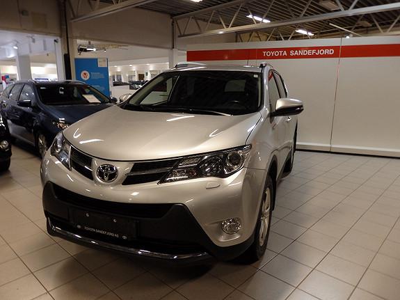 Toyota RAV4 2.0VVT-i Executive  2013, 44500 km, kr 339000,-