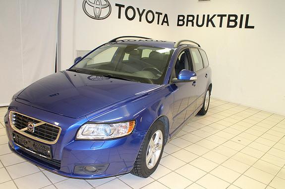 Volvo V50 1,6 Drive , Kinetic  2010, 157800 km, kr 99000,-