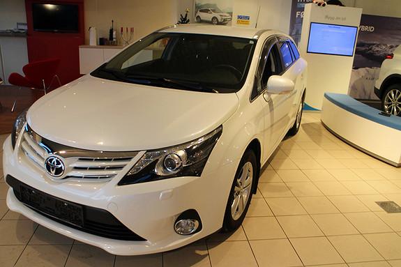 Toyota Avensis Advance