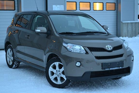 Toyota Urban Cruiser 1,4 D-4D Dynamic AWD  2014, 66962 km, kr 199000,-