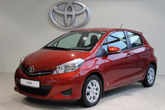 Toyota Yaris 1.33 VVT-i Active m/Navi/Ryggekamera  2012, 34450 km, kr 138000,-