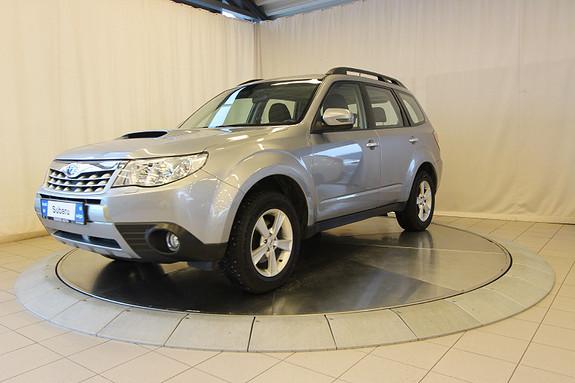 Subaru Forester 2.0D Premium  2011, 107000 km, kr 199000,-