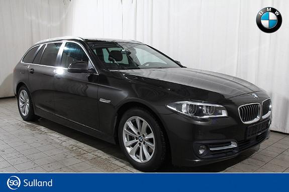 BMW 5-serie 520dAT xDrive Norsk-Ad Cruise- Ad LED-Navi-HeadUp-Krok