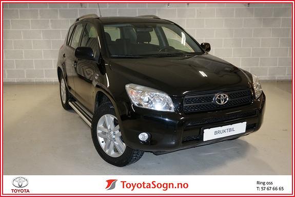 Toyota RAV4 2,2 D-4D 136hk DPF Sport HENGERFESTE  2007, 178000 km, kr 119000,-