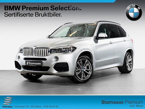 BMW X5 xDrive40e iPerformance 313hk M SPORT, MASSIVT UTSTYRT!