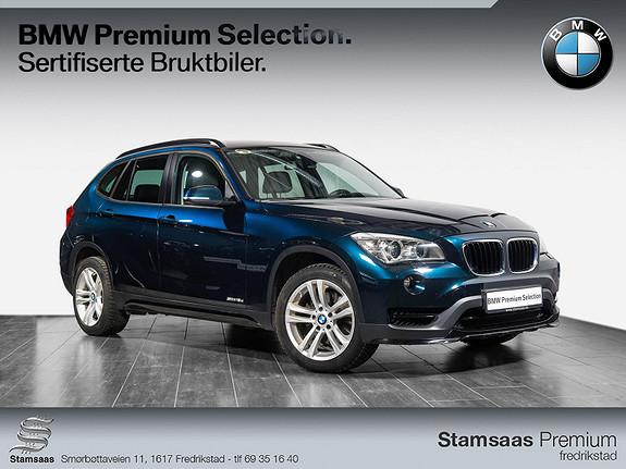 BMW X1 sDrive18d 136hk aut I Tilhengerfeste I Automat I DAB+ I