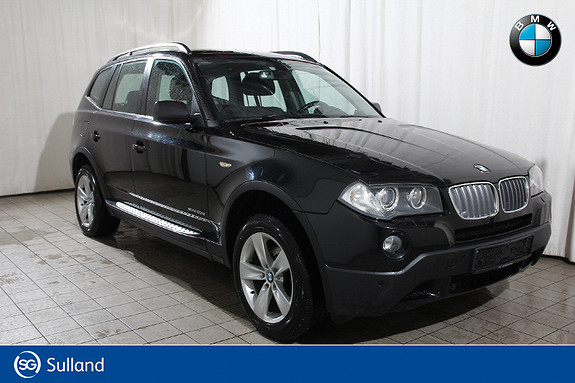 BMW X3 xDrive20d Automat Norsk-Edition exclusive-H.feste-PDC