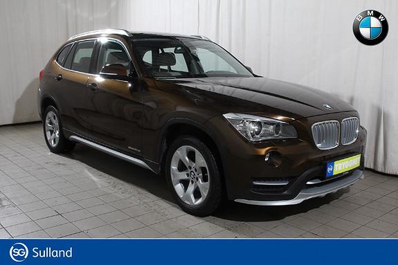 BMW X1 xDrive 20dA Norsk-Skinn-Navi-xLine-Blåtann-X-Krok-etc