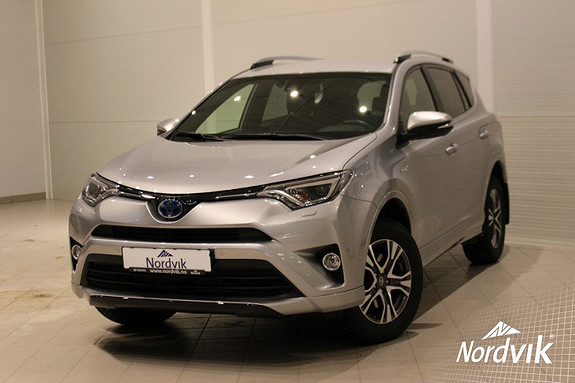 Toyota RAV4 Hybrid 4WD Active Style  2016, 15283 km, kr 459000,-