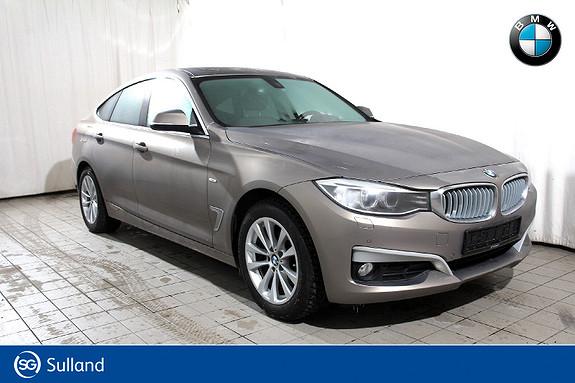 BMW 3-serie 320dA GT xDrive Skinn-Navi-Pano-el krok-HiFi-Oppv ratt