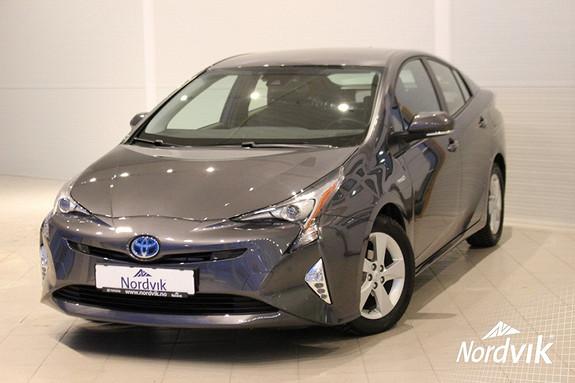 Toyota Prius 1,8 VVT-i Hybrid Executive  2016, 21437 km, kr 299000,-
