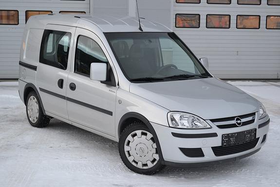 Opel Combo 1,3 CDTI Lav km, hengerfeste, EU-ok 06/2019  2011, 49000 km, kr 69000,-