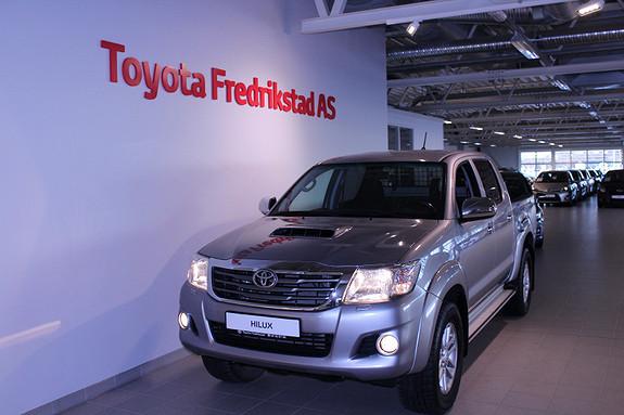 Toyota HiLux D-4D 144hk Double Cab 4WD SR  2015, 34782 km, kr 349000,-