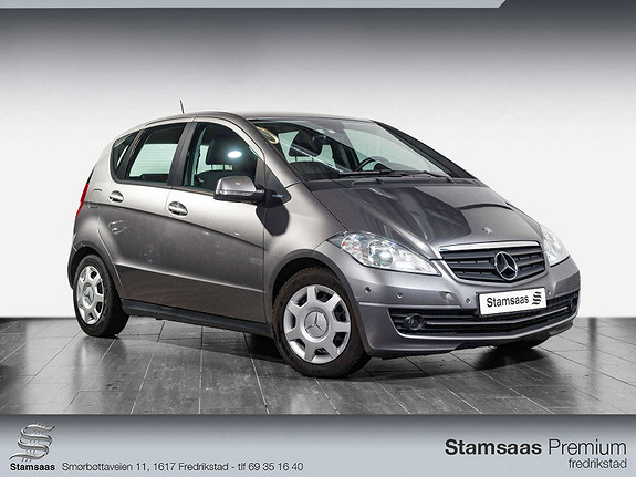 Mercedes-Benz A-Klasse A160 CDI Standard I Garanti I Innbytte I En-eiers bil I
