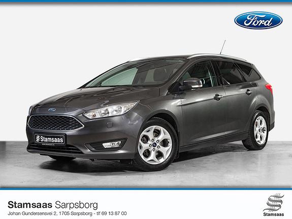 Ford Focus 1,0 EcoBoost 100hk Trend Hengerfeste l DAB+ l Bluetooth