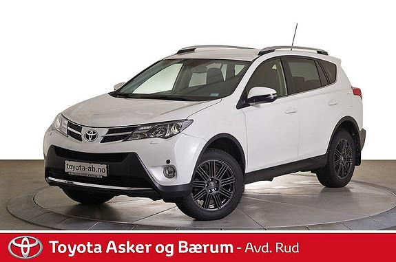 Toyota RAV4 2,0 4WD Multidrive S Active Elektrisk bakluke, hengerfe  2013, 45200 km, kr 325000,-