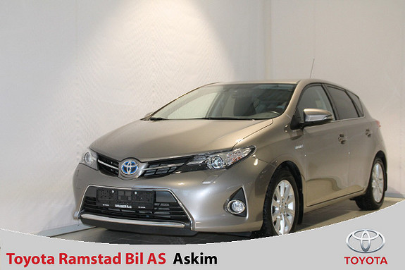 Toyota Auris 1,8 Hybrid E-CVT Active+  2014, 24500 km, kr 205000,-