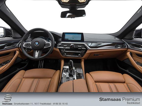 BMW 5-serie 520d xDrive 190hk aut l M-sport l Mye utstyr I Norsk I