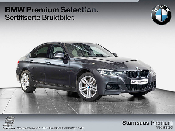 BMW 3-serie 320d xDrive 163hk aut I M-Sport I Navi I DAB+ I LED I