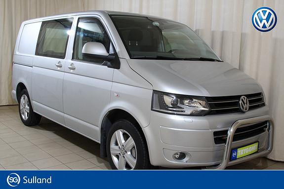Volkswagen Transporter 2,0 BiTDI 180hk 4MOTION DSG Kort EXCLUSIVE/DAB+