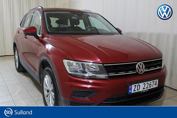 Volkswagen Tiguan 2,0 TDI 150hk 4M DSG Trendline DAB+/webasto/krok