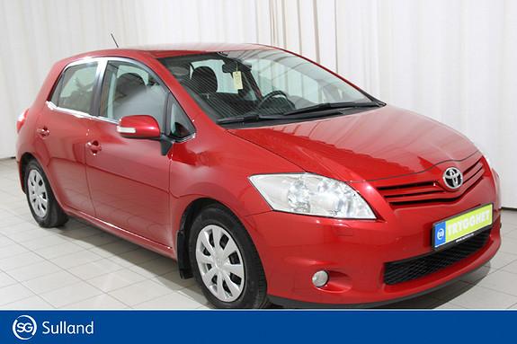 Toyota Auris 1,4 D-4D (DPF) Advance
