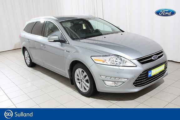 Ford Mondeo 1,6 TDCi 115hk Premium ECOnetic STV, skinn, radio DAB+