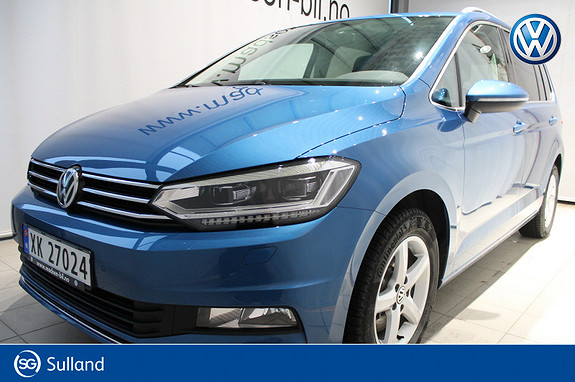 Volkswagen Touran 2,0 150 TDI Highline DSG LED, ADAPTIVE CRUISE, DAB+