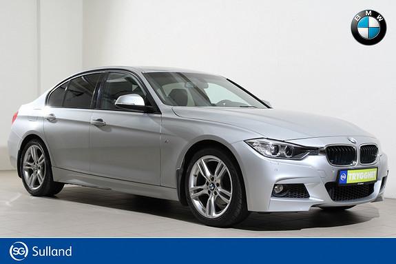 BMW 3-serie 318d xDrive 143hk M-Sport/Hfeste/Soltak/Skinn/DAB/HiFi