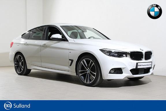 BMW 3-serie 320d xDrive GT 190hk aut -M-Navi-DAB+-HUD-LED-KAMERA++