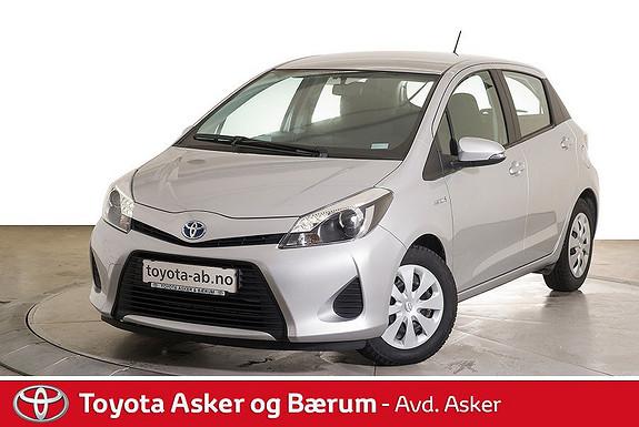 Toyota Yaris 1,5 Hybrid Active  2014, 23300 km, kr 159000,-