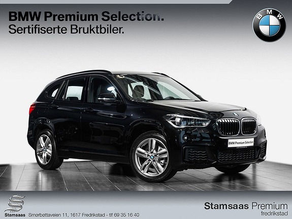 BMW X1 xDrive18d 150hk 100 Edition aut I MSport I Head-Up I