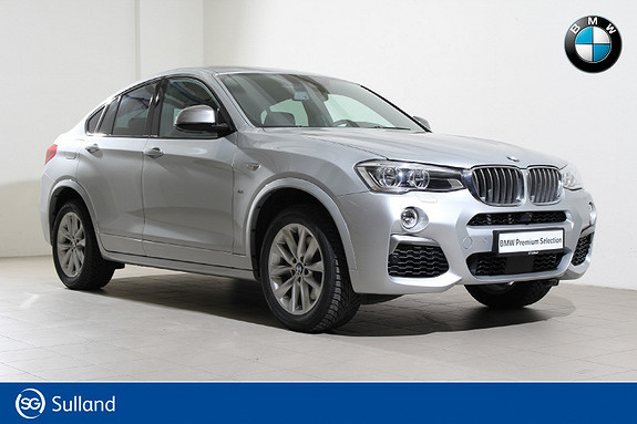 BMW X4 M40i aut M-NAVI-DAB+-HARMANKARDON-ACT.CRUISE-WEBASTO++