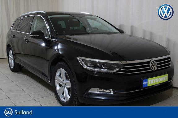 Volkswagen Passat 1,6 TDI 120hk Businessline DSG DAB+/webasto/LED