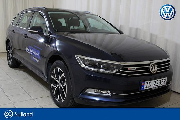 Volkswagen Passat 2,0 TDI 190hk Businessl. 4MOTION DSG Hevet/DAB+/Webasto